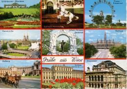 Wien  -  Vienna  -  Grusse Aus... - Wien