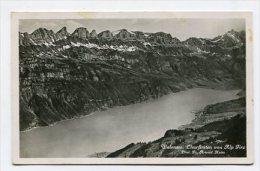 SWITZERLAND  - AK 162093 Walensee - Churfirsten Von Alp Firz - Suisse