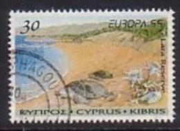Europa/Cept ´99 , Zypern  928 , O  (T 1635) - Europa-CEPT