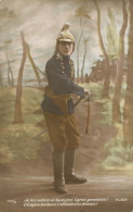 Guerre 1914 WWI   Sabreur De Tigres Germains Cuirassier Dragon Sabre Escrime - Patriotiques
