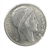 France - 20 Francs - Turin - 1938 - TTB - Argent 680/00 - L. 20 Franchi