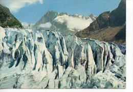 CHAMONIX MONT BLANC - Les Séracs De La Mer De Glace - N° EKB 1347 - Chamonix-Mont-Blanc