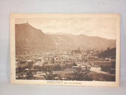 Roumanie. Kronstadt Vom Schlossberg. - Roemenië