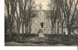 Institut Des Freres Du Sacre-Coeur A Ete Fonde En 1821 Juvenat Du Sacre-Coeur, Arthabaska, Quebec - History
