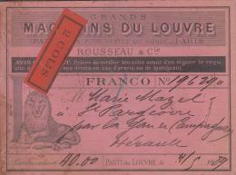 GRANDS MAGASINS Du LOUVRE - France