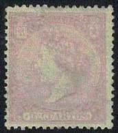 ESPAÑA 1866 - Edifil #80 - VFU - Gebraucht