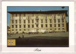 Pisa , Palazzo Del Consiglio Dell'Ordine Dei Cavalieri Di S. Stefano - Pisa