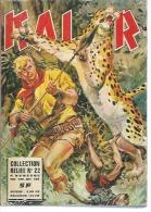 KALAR   Reliure N° 22 ( N° 126 + 127 + 128 + 129 ) -  IMPERIA 1974 - Petit Format