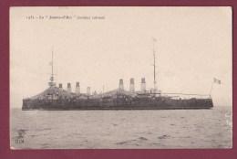 BATEAU GUERRE - 110713 -  La JEANNE D'ARC Croiseur Cuirassé - HLM - Guerra