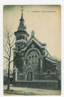 CAMBRAI - Eglise Saint Louis - Cambrai