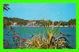 CEYLON, SRI LANKA - VIEW OF KANDY LAKE FROM WACE PARK - - Sri Lanka (Ceylon)