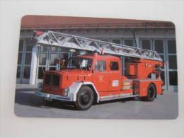 Germany Chip Phonecard,K113,04.93 Feuerwehr 125 Jahre,used(chip Isn't Very Good) - Firemen