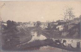 ¤¤  -  MONT-de-MARSAN  -  Carte Photo  -  Vue Générale En 1903  -  ¤¤ - Mont De Marsan