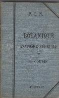 BOTANIQUE .- Anatomie Végétale Par H.COUPIN  ( 1896 ) - Garten