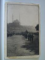 CAIRO - THE CITADEL AND THE HOLY CARPET / LE CAIRE - LA CITADELLE ET LE TAPIS SAINT - (EDITIONS LITHOGRAPHIE PARISIENNE) - Caïro