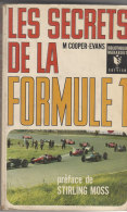 LES SECRETS DE LA FORMULE 1 M. Cooper-Evans - Auto