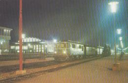 CPA TRAINS, BRASOV NORTH RAILWAY STATION - Trains