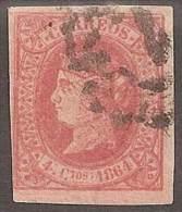 ESPAÑA 1864 - Edifil #64 - VFU - Gebraucht
