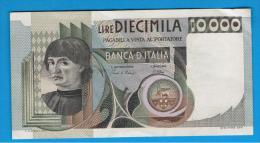 ITALIA - ITALY =  10.000 Liras 1980  P-106 - [ 5] Trésor