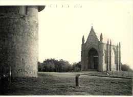 Vendee -ref D904- Petite Photo Souple La Chapelle Du Mont Des Alouettes Daté 1969- Photo Souple Bon Etat - - Maillezais