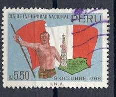 130604769  PERU  YVERT  Nº  502 - Peru