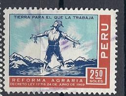 130604770  PERU  YVERT  Nº  503 - Peru