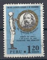 130604773  PERU  YVERT  Nº  508 - Peru