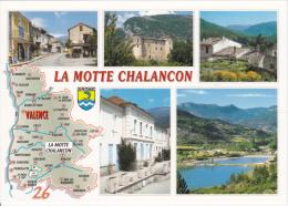 26 Drôme La Motte Chalancon Editions Cellard D 6495539 CPM. Non écrite - Cartes Géographiques