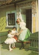 Czechoslovakia 1987. National Costumes - Costumes