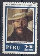 130604781  PERU  YVERT  Nº  537 - Peru