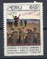 130604791  PERU  YVERT  Nº  559 - Peru