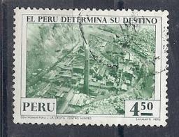 130604802  PERU  YVERT  Nº  610 - Peru