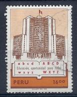 130604811  PERU  YVERT  Nº  646 - Peru