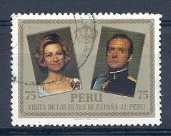 130604813  PERU  YVERT  Nº  647 - Peru