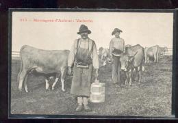 5867 - Montagnes D' AUBRAC : Vacherie - Francia