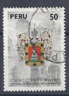 130604818  PERU  YVERT  Nº  663 - Perú
