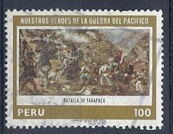 130604825  PERU  YVERT  Nº  677 - Peru