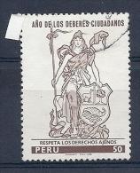 130604827  PERU  YVERT  Nº  684 - Peru