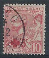 SZ--441. CROIX ROUGE - N° 26, OBL. ,  Cote 9.50 € ,  Voir Scan Pour Detail  , A Saisir - Monaco