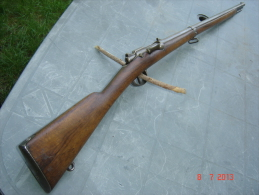 FUSIL CHASSEPOT SCOLAIRE 9mm Annulaire - 1914-18