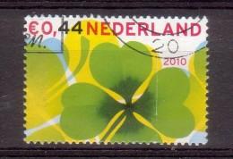 Nederland 2010 Nr 2713a Weken Van De Kaart Klavertje 4 - 1980-... (Beatrix)