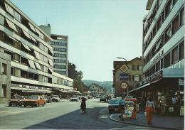 Kreuzlingen - Beim Emmishofer Zoll                Ca. 1970 - TG Thurgovie