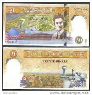 * TUNISIA - 30 DINARS 1997 Vf - P 89 - Tunisia