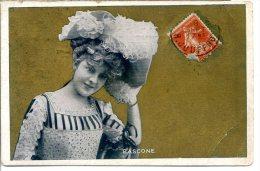 Ellen BASCONE Ou BAXONE - Artiste De Revues - Moulin Rouge, Scala, Châtelet, Capucines - Artistes