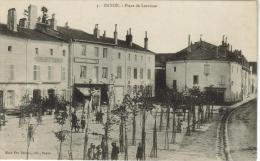 CPA BAYON (Meurthe Et Moselle) - Place De Moselle - Francia