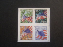 US 2013 MNH **    FLAG FOR ALL SEASON   FROM SSP BOOKLET Pane Of 4 Stamps - See Photo  (S19-150/015 - Ungebraucht