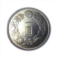 Japan Silver Meiji One Yen Year 8 - Japan