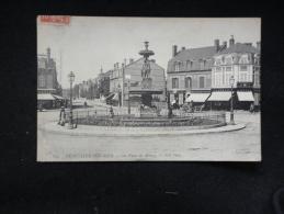Deauville : La Place De Morny. - Deauville