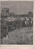 LE MONDE ILLUSTRE 12 06 1886 - HIPPISME GRAND PRIX DE PARIS - TUILERIES - LISBONNE - PROJET TOUR EIFFEL EXPO 1889  ... - Journaux - Quotidiens