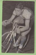 Jean LERDA, Autographe Manuscrit, Dédicace. 2 Scans. - Cyclisme